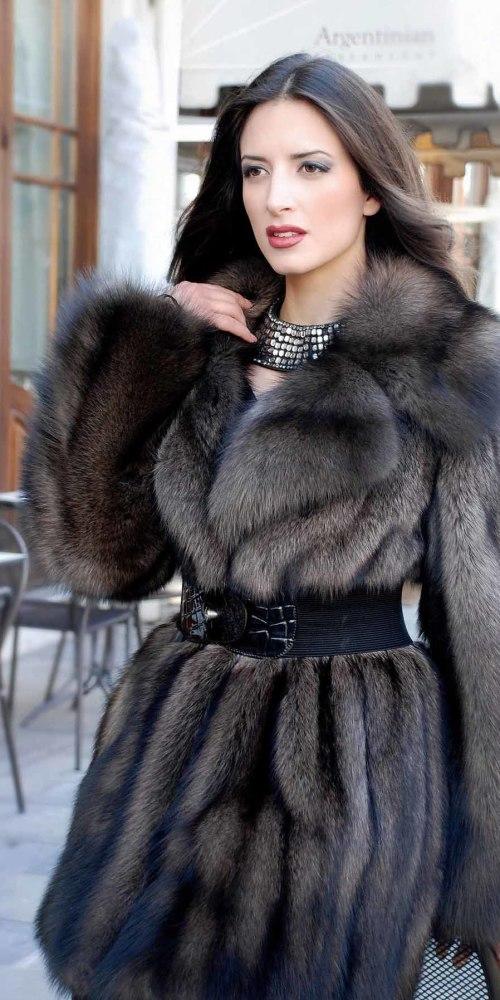 LAZOGKAS Fur Collection 2015-2016